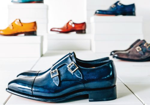 Andrea Santoni Giuseppe luxury shoes men
