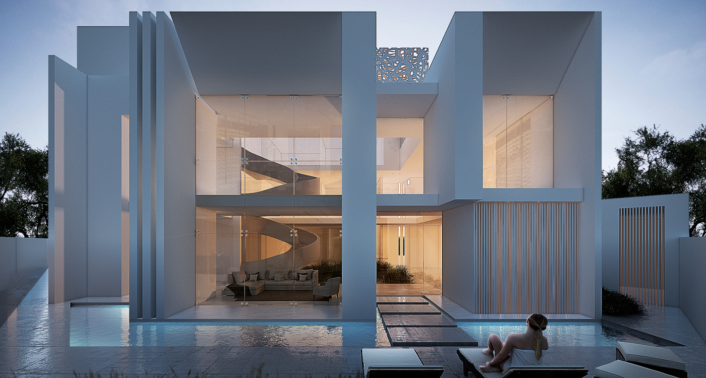 You D Never Guess This Ultra Modern House By Mexico S Creato