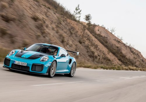 Porsche ultimate 911 GT2 RS