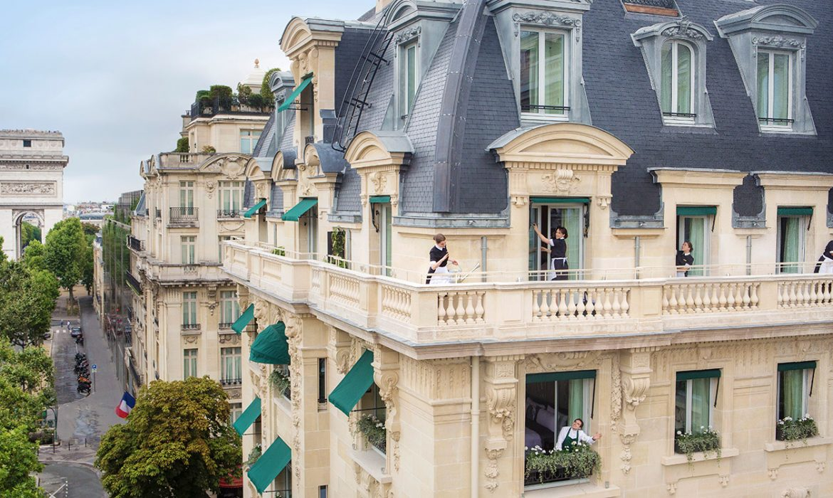 Peninsula Paris Luxury Hotel Europe