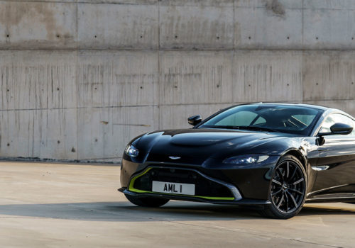 Aston Martin Vantage Sportscar Luxury Made in England