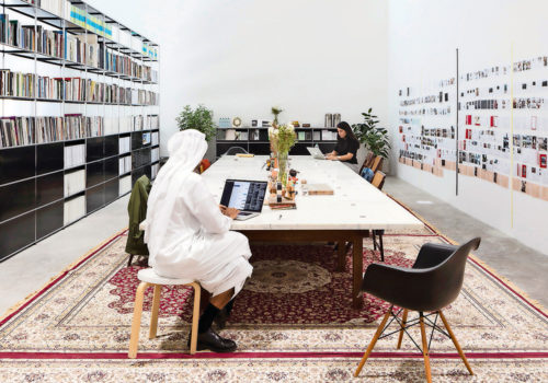 Marc Goodwin Dubai offices
