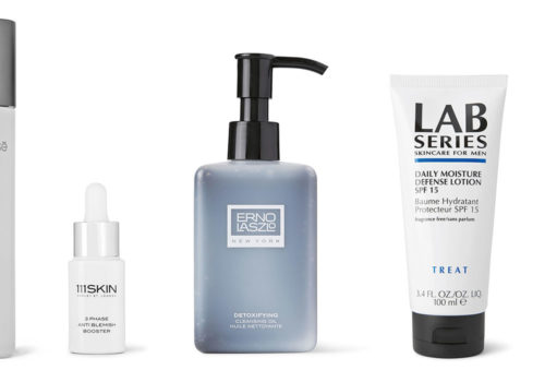 Daily Moisture Defense Lotion SPF15 Lab Series Supreme Eye Serum Dr. Sebagh 3 Phase Anti Blemish Booster 111Skin Detoxifying Cleansing Oil Erno Laszlo The Cure Hydro-Gel Toner Natura Bissé