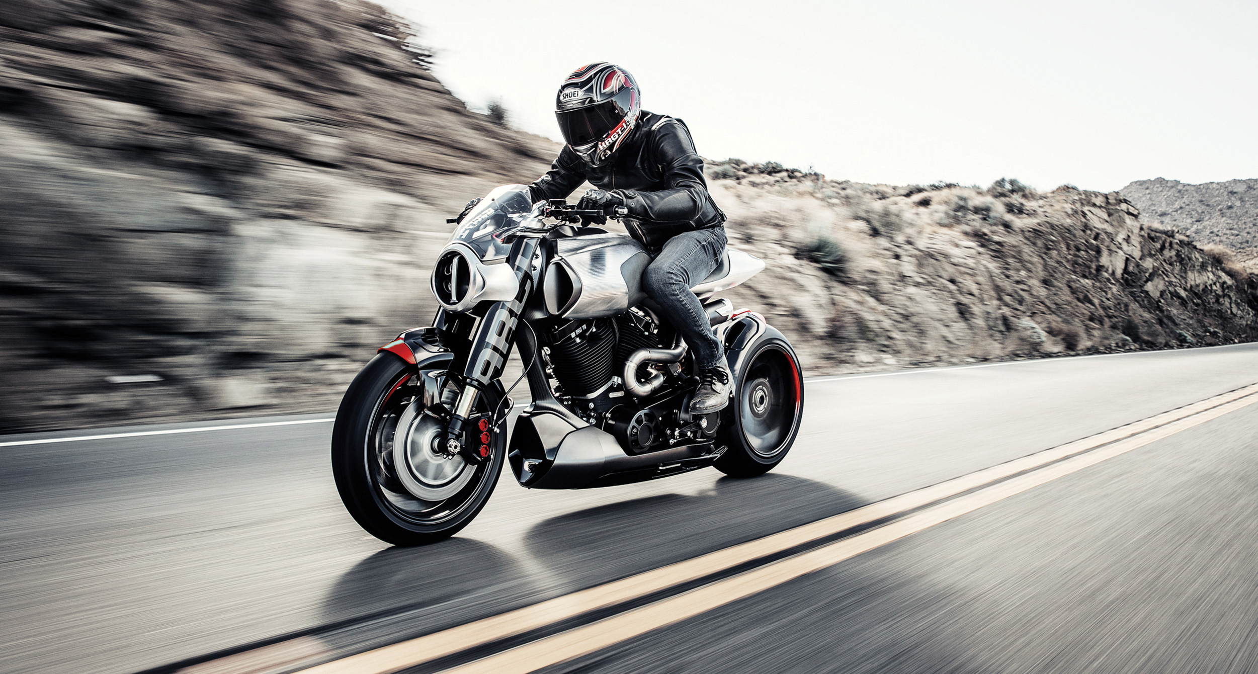 Keanu Reeves's Arch Motorcycle Company