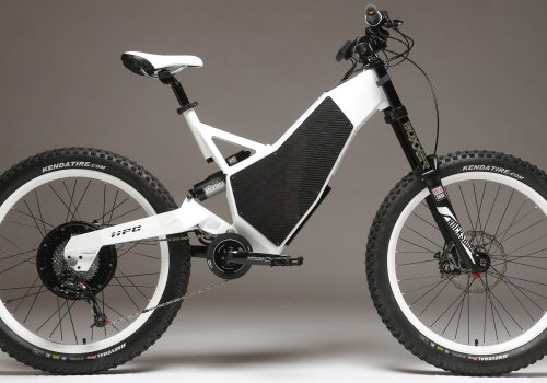 Hi-Power Cycles Made All-Terrain E-bike