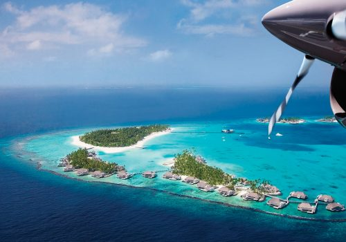 Cheval Blanc hotel luxury maldives