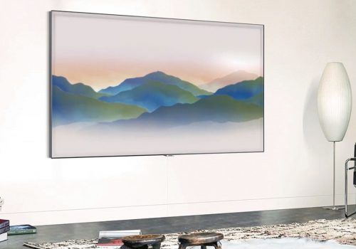 Samsung tv tech