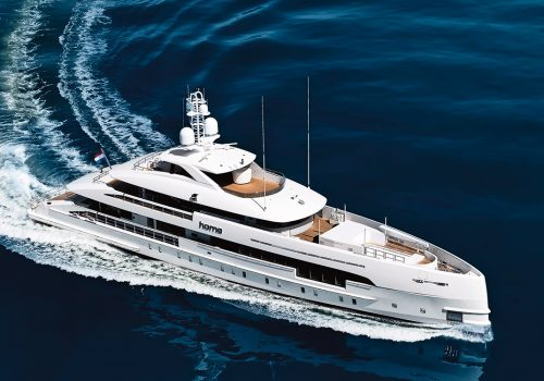 e5d4386815 Heesen s Hybrid Superyacht is Aiming for Eco-Friendly and That s How it  Should Be