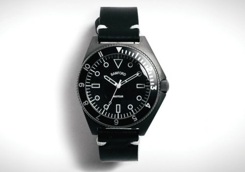 George Bamford luxury watch