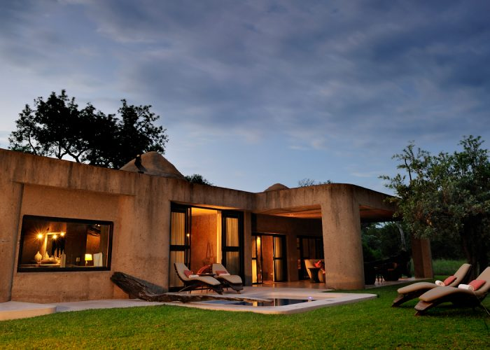 Sabi Sabi Earth Lodge in South Africa is Where You'll Experience the Safari You Always Dreamt Of