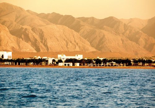 The Chedi Hotel, Oman