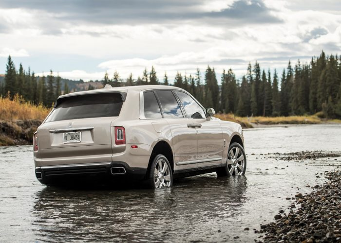 Put Simply, Rolls-Royce's New Cullinan is the Superyacht of SUVs and Here's Why
