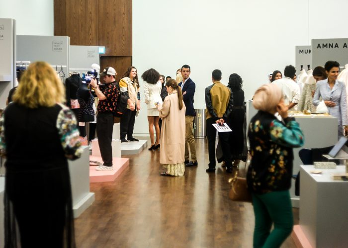 Here's What Happened at Fashion Trust Arabia's First Ever Award Ceremony