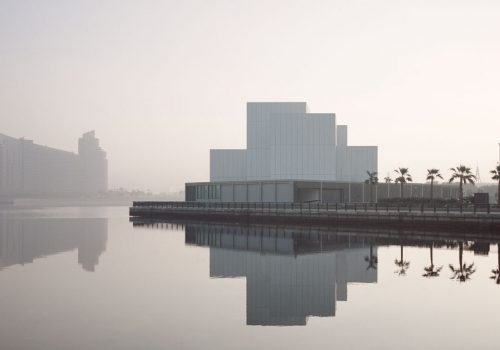 Serie Architects Jameel Arts Centre Dubai Art Fatigue