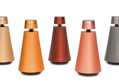 Beosound 2 Bang Bang & Olufsen rocket ship speaker