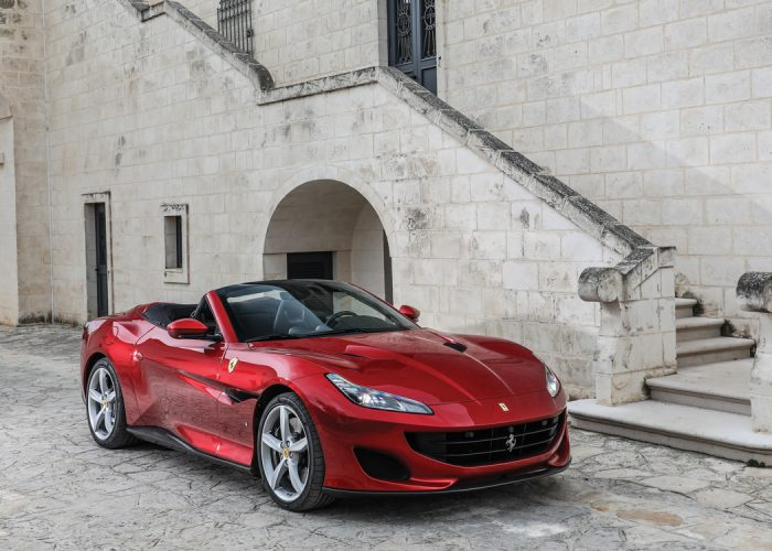 The Ferrari for all Sexes is Also for All Seasons