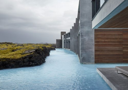 Blue Lagoon retreat europe Moss Reykjanes UNESCO Global Geopark Iceland