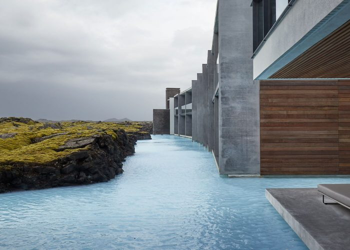 Skip the Beach and Try Iceland's Curative Retreat at Blue Lagoon