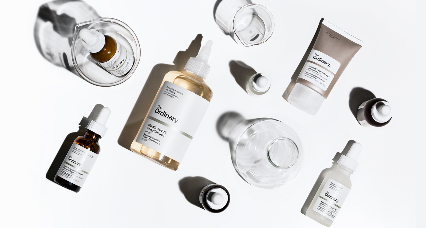 The Ordinary Deciem Skincare