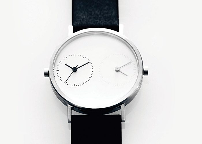 This Watch is So Minimal it Doesn't Even Have a Brand Name On the Dial