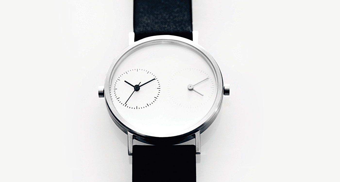 Kitmen Keung watch minimal