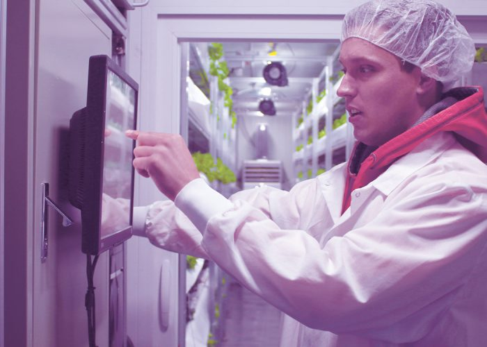 Emiratesis Building the World'sLargest Vertical Farm to Supply In-Flight Catering