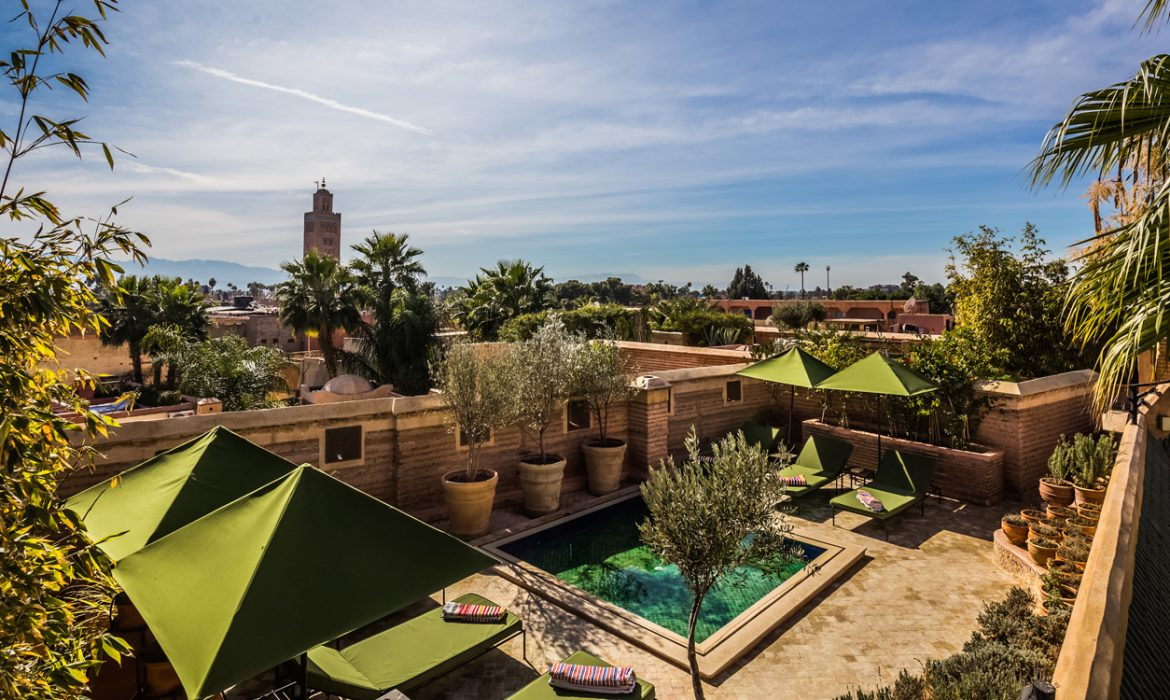 Marrakech, travel, CNN, Riad El Fenn