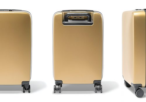 raden smart luggage travel technology