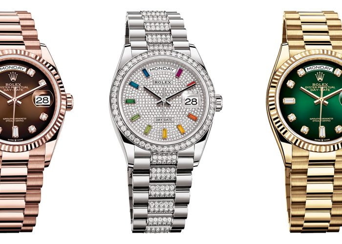 Even Purists Will Love Rolex's Colourful New Ombré Dials