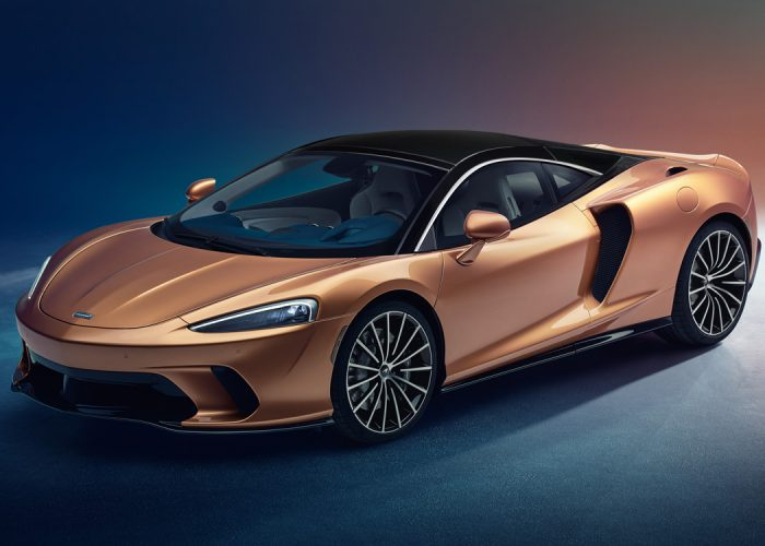 You Could Take a Road Trip in McLaren's Luxurious New GT