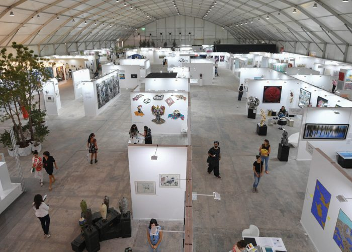 Why You Won't Want to Miss This Year's Beirut Art Fair