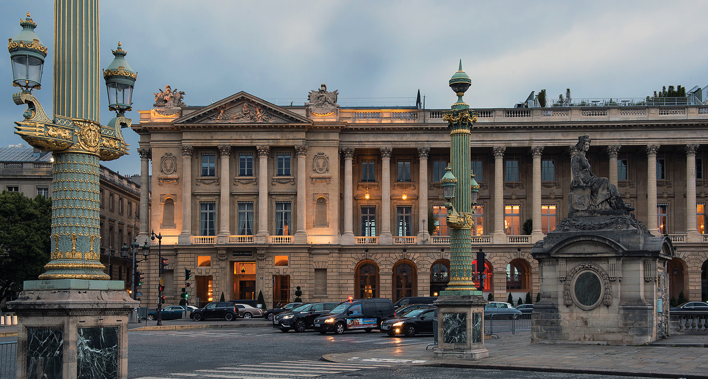 Hôtel de Crillon paris