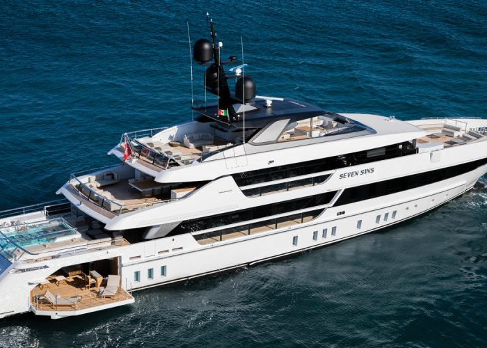 Sanlorenzo's 52-metre Seven Sins May Have Found the Magic Number