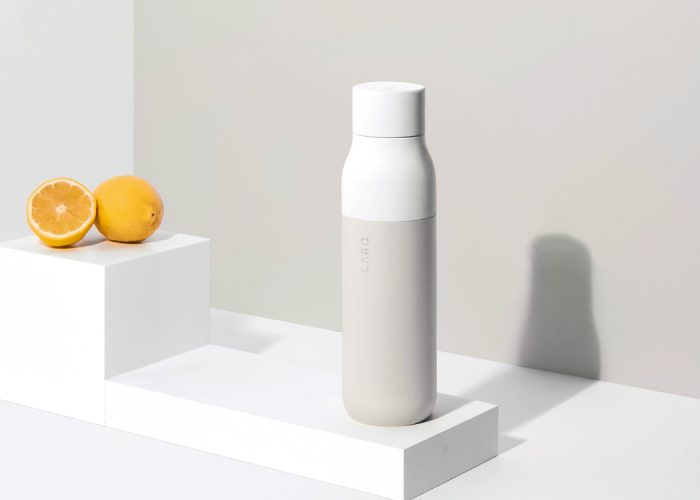 The Purest and Most Germ-Free Water Comes in This Reusable Bottle