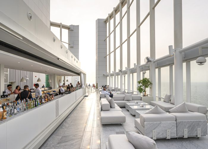 Level 26 at The Four Seasons Hotel Beirut is Now a Year Round Rooftop