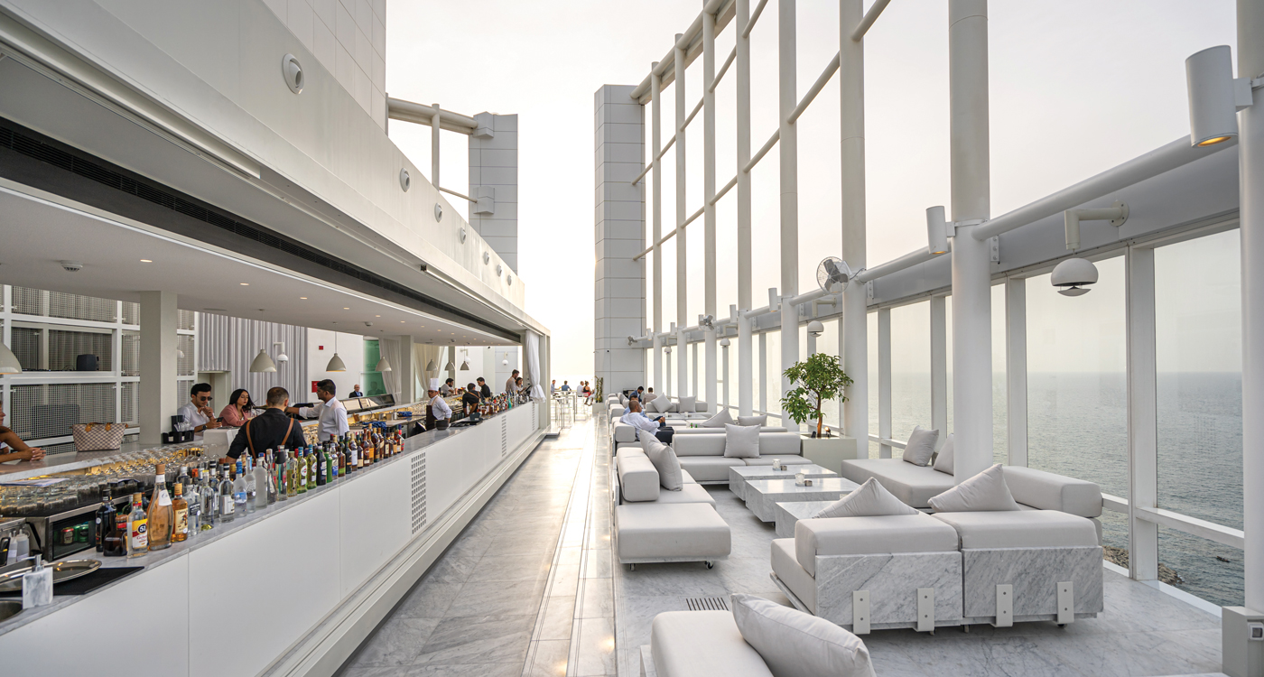 Four Seasons Beirut Rooftop