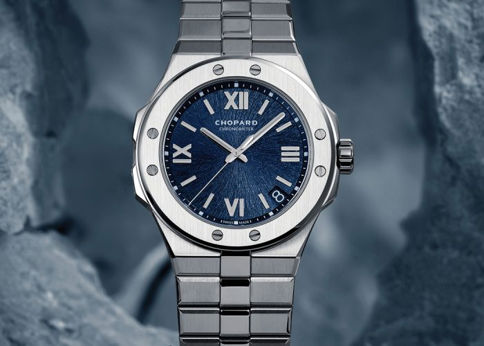 Chopard's Alpine Eagle Says as Much About Your Impeccable Taste As it Does About Your Values