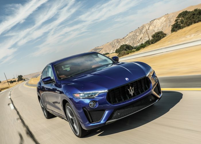 Maserati Has Finally Fitted a V8 in its Levante SUV and Here's What We Think About It