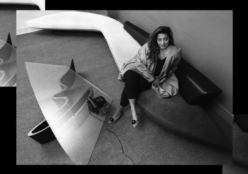 Zaha Hadid Interview