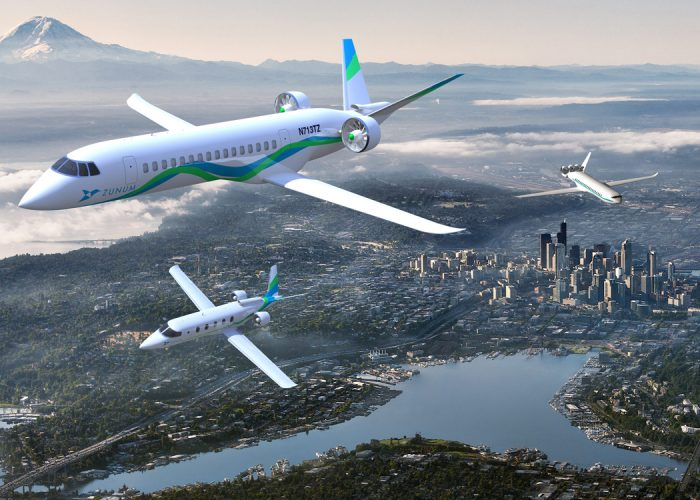 Environmentally Friendly, Hybrid Planes that Only Use Fuel as a Backup? Yeah!