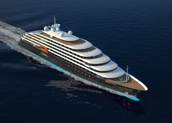 The Era of Mega Ships is Over, Now It's All About Bridging the Divide Between Superyachts and Cruise Ships