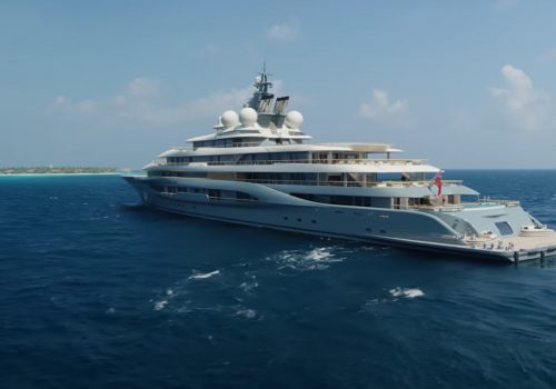 Lurssen Flying Fox