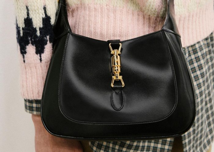 Hobo Chic: Alessandro Michele has Made the Gucci Jackie the Hottest Designer Bag Right Now
